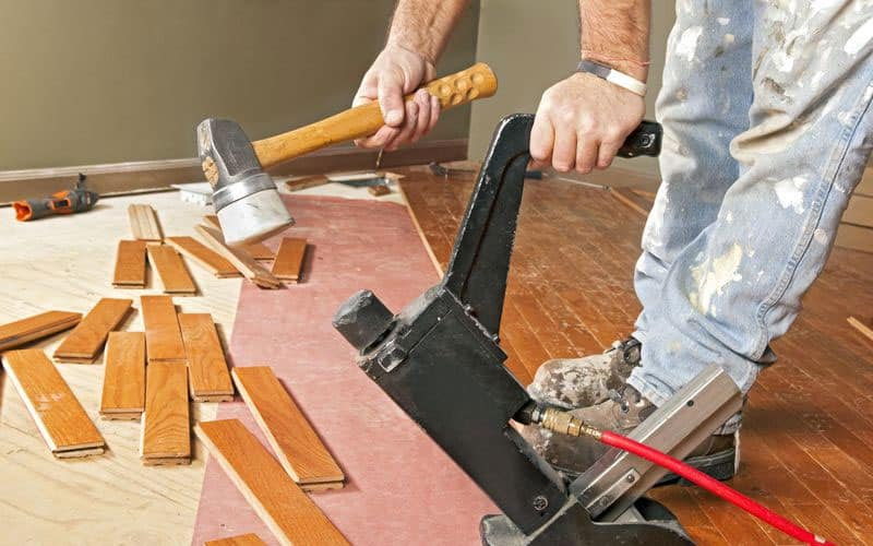 Hardwood Floor Installation - Price Comparison Advisor