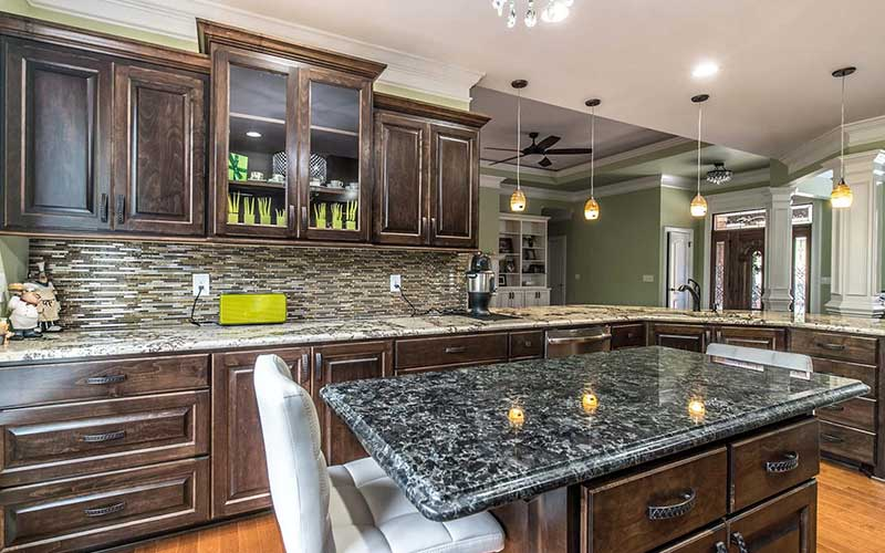 Granite Kitchen Countertops - Price Comparison Advisor