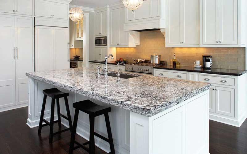 Stone Kitchen Countertops - Price Comparison Advisor