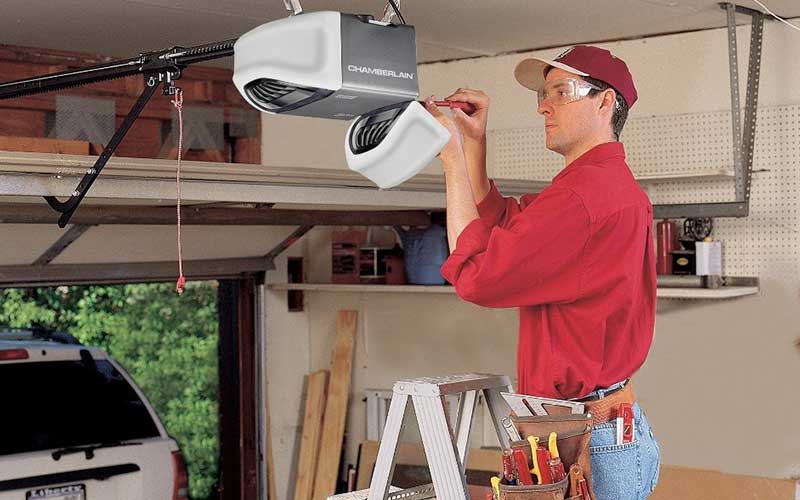 Garage Door Opener Repair - Price Comparison Advisor