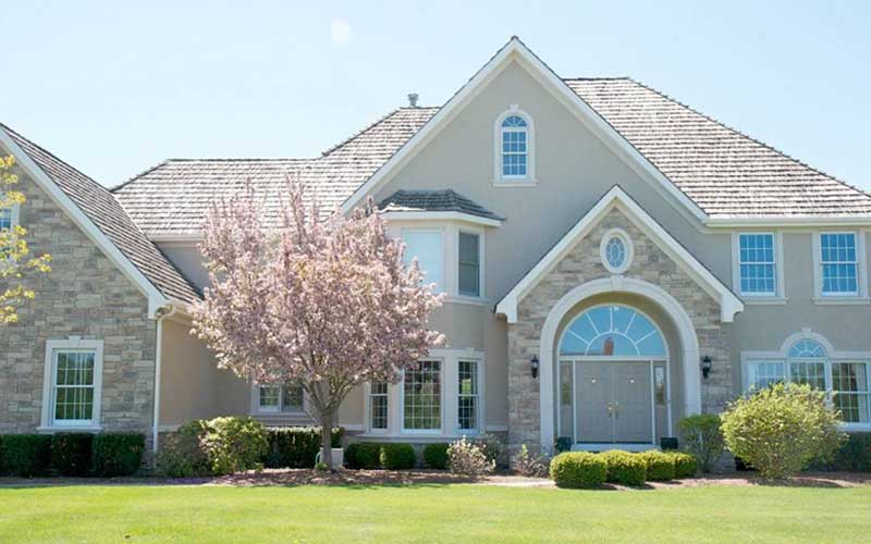 Find Out How Much Synthetic Stucco Siding Costs. A Synthetic Stucco Buying Guide.