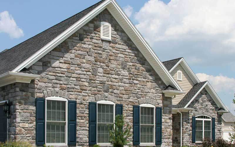 Find Out How Much Stone Siding Costs. A Complete Stone Siding Buying Guide.