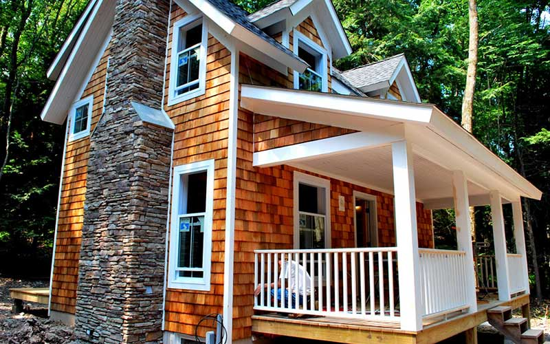 Find Out How Much Cedar Siding Costs. A Cedar Siding Buying Guide.