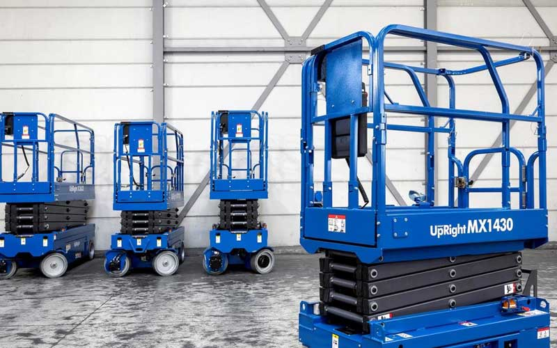 How Much Does it Cost to Buy Used a Scissor Lift?