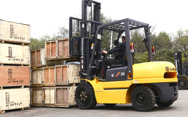 Gas Powered Forklift Pricing | Gas Powered Forklift Quotes