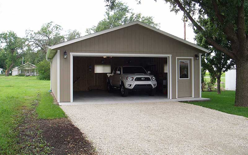 How Much Does a Residential Metal Garage Cost? Compare Residential Metal Garage Price Quotes and Average Costs