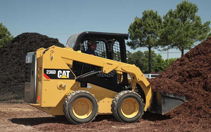 How Much Does a CAT Skid Steer Loader Cost? Compare CAT Skid Steer Loader Price Quotes and Average Costs