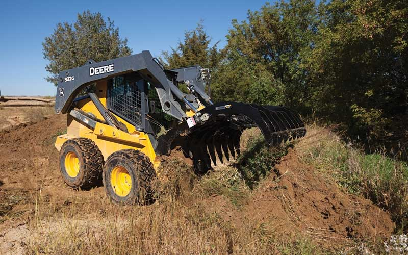 How Much Does a John Deere Skid Steer Loader Cost? Compare John Deere Skid Steer Loader Price Quotes and Average Costs