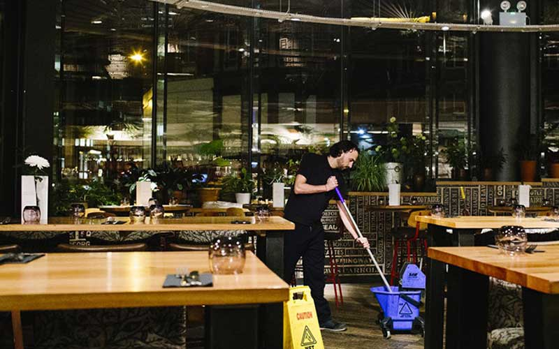 How Much Do Commercial Restaurant Cleaning Services Cost?