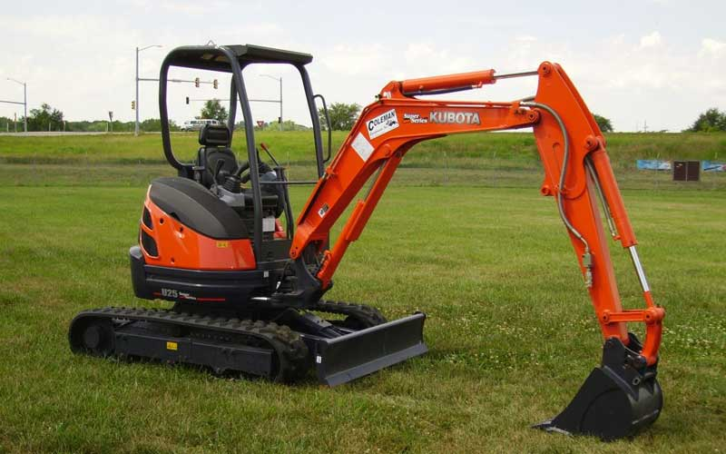 How Much Does a Used Mini Excavator Cost?
