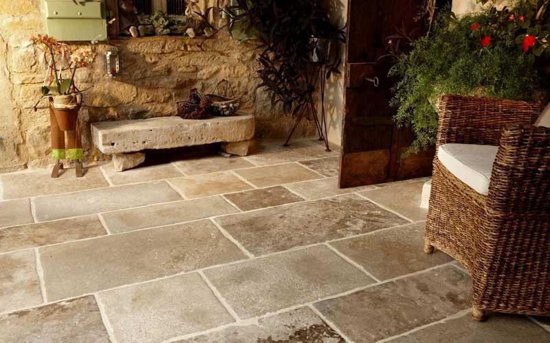 Natural Stone Flooring - Price Comparison Advisor