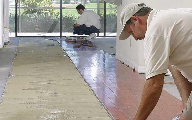 Floating Vs. Glue-Down Wood Floors - Price Comparison Advisor