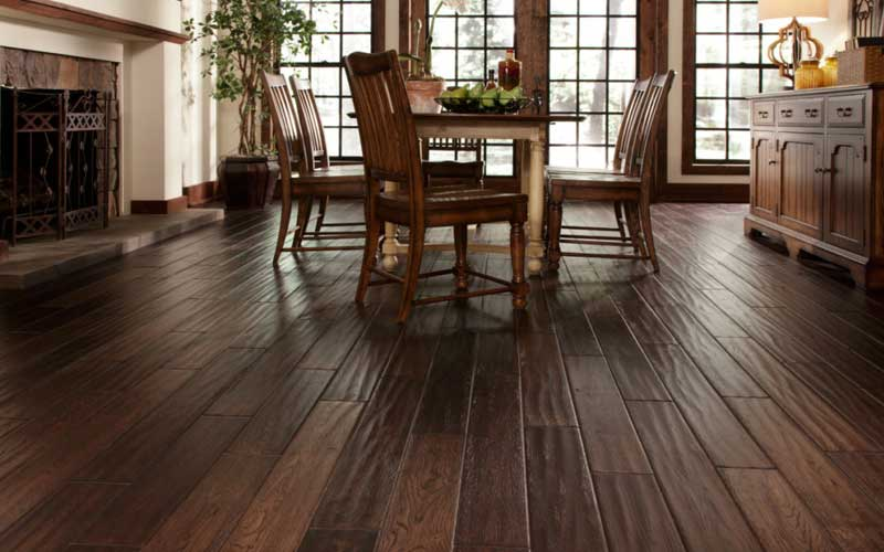 Hand-Scraped Wood Flooring - Price Comparison Advisor