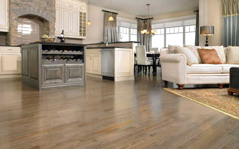Red Oak Flooring - Price Comparison Advisor