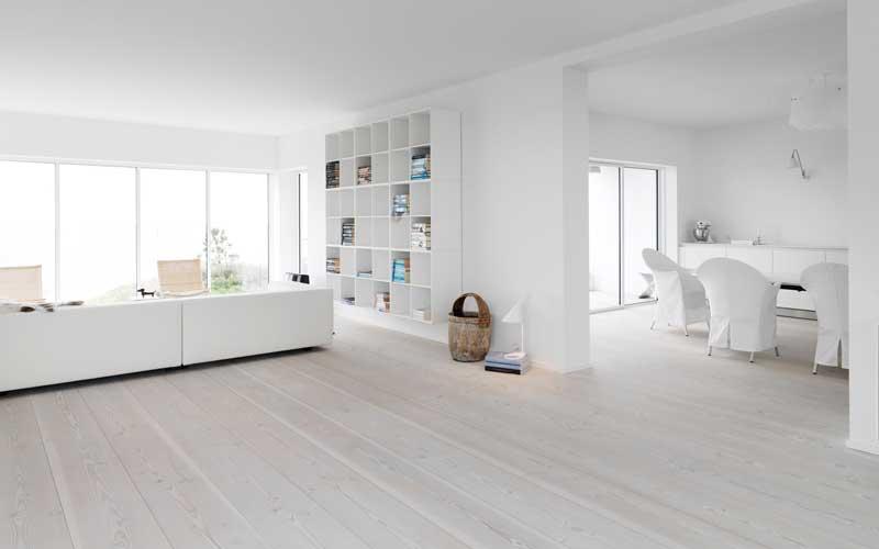 White Wood Floor Installation Costs - Price Comparison Advisor