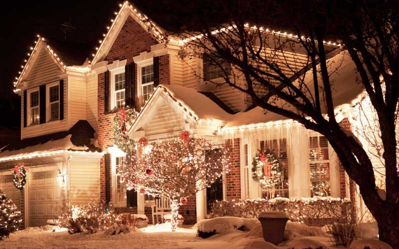 Christmas Lights Installation - Price Comparison Advisor