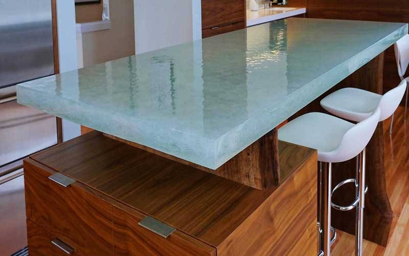 Recycled Glass Countertops - Price Comparison Advisor